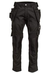Bukse håndverk med stretch