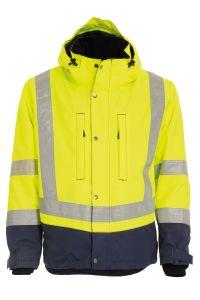 Vinterjakke T-TEX RS, Farge: 94 gul/marine