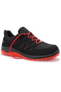 Maddox Black-Red Low ESD S3