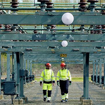 Energi- og kraftindustri
