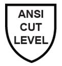 Symbol ANSI CUT